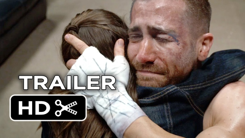 Southpaw Official Trailer 2 (2015) - Jake Gyllenhaal Boxing Drama HD