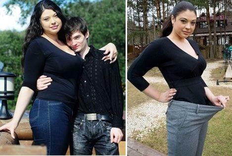 Инна Воловичева, звезда телешоу «Дом 2», похудела на 45 кг!