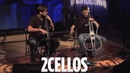 2CELLOS With or Without You U2 Cover Live @ SiriusXM Symphony Hall