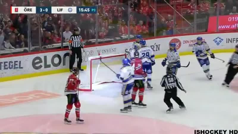 Örebro Hockey Leksands IF HIGHLIGHTS