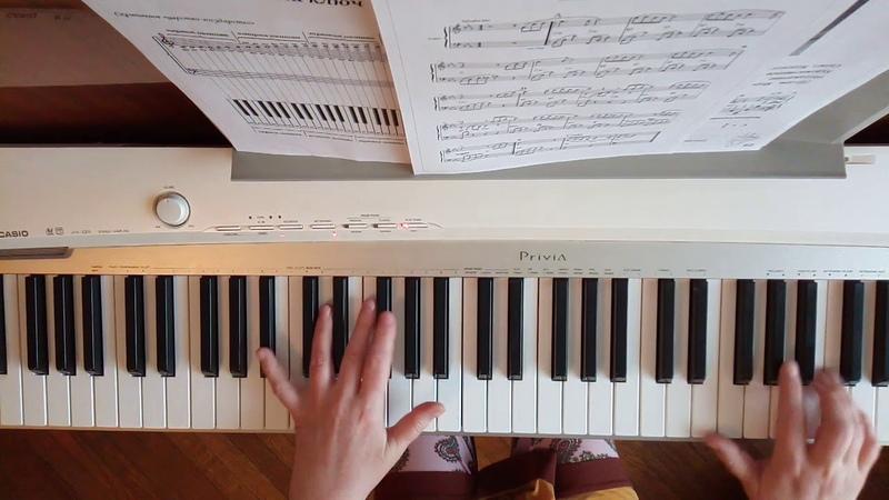 Рольф Ловланд Песня таинственного сада электро пиано