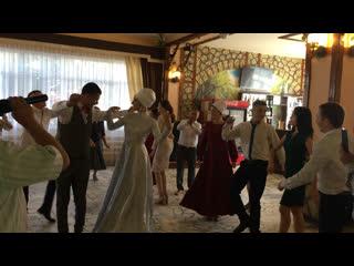 Свадьба восхитительнои семьи Феруза и Алсу!