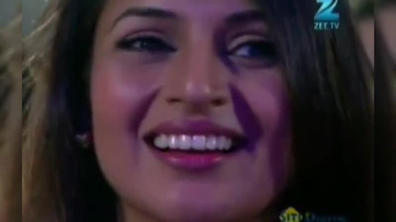 Gurmeet Kratika romantic dance for Zee Rishtey Award 02 12 2012