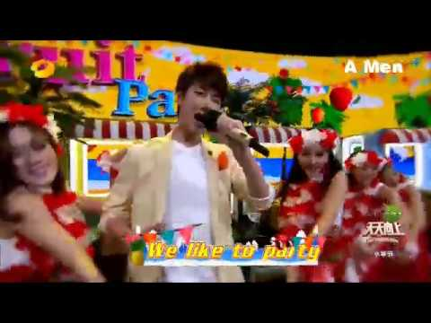 We like Fruit Party - We like 水果 party - Thiên thiên huynh đệ - Wang YiBo - Vương Nhất Bác