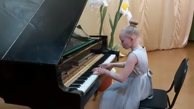 Фесик Елизавета - 11 лет. п. Луковецкий.
