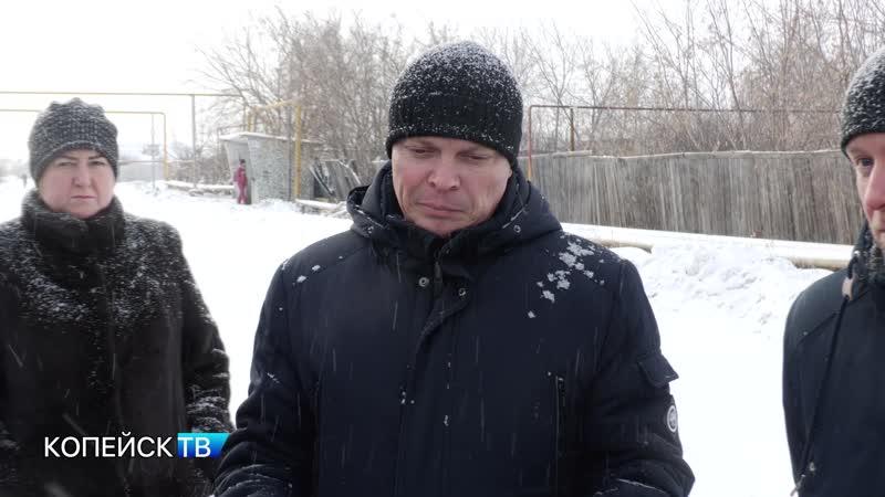 В Козырево устранили аварию на электросетях
