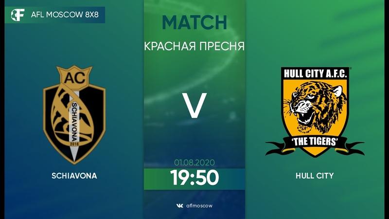 AFL20 Euroleague A2 Day 5 Schiavona Hull City