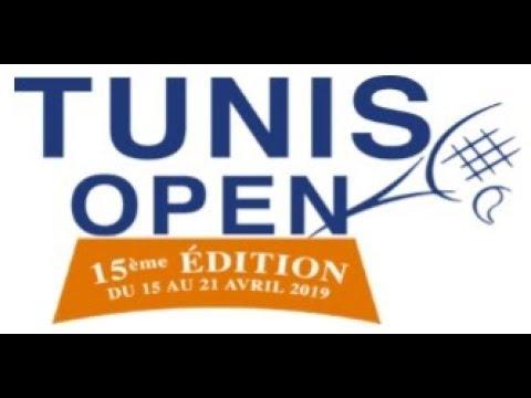 Pablo Cuevas v João Domingues - Tunis 2019 - Final