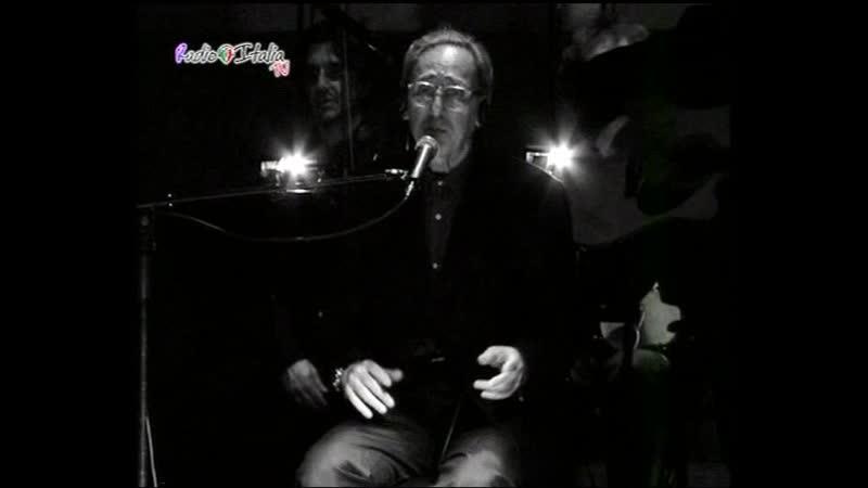 Carmen Consoli e Franco Battiato - Tutto luniverso ubbdisce allamore