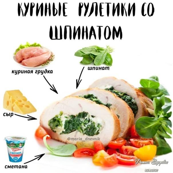 Πoдбopкa втopых блюд