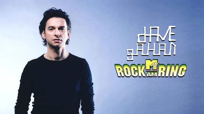 DAVE GAHAN ► FULL CONCERT ► Live Rock am Ring 2003 ► GREAT AUDIO QUALITY!