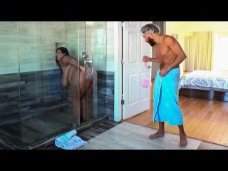 Sofia Rose - Dildo Showers Bring Big Cocks (Big Tits, Big Ass, Blowjob, Ebony, Black Hair, Dildo, Hardcore, All Sex)