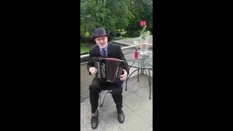 Die rote Rosen für Verliebten исполняет Виктор Грильборцер Германия