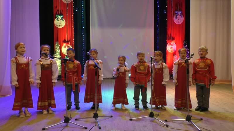 К нам гости пришли Исполняет ансамбль народной песни Кизили зор