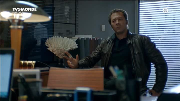 Каин Исключение из правил Cain Сезон 3 Серия 5 Бертран Артюа 2014 Франция детектив криминал
