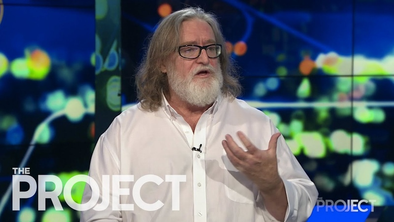 Gaming Tycoon Gabe Newell bunkers down in New Zealand The Project NZ