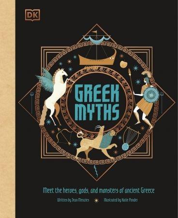 Greek Myths - DK