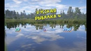 Русская рыбалка 4 . Волхов, троллинг, и просто фарм
