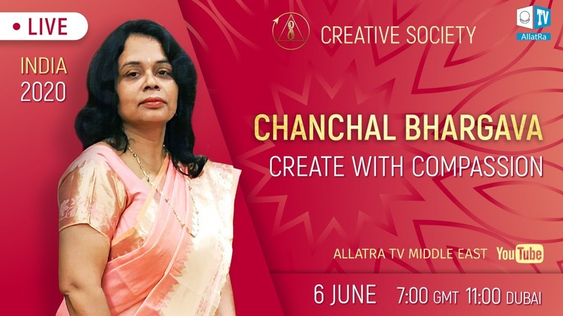 Six Degrees of Connection Chanchal Bhargava Create with Compassion