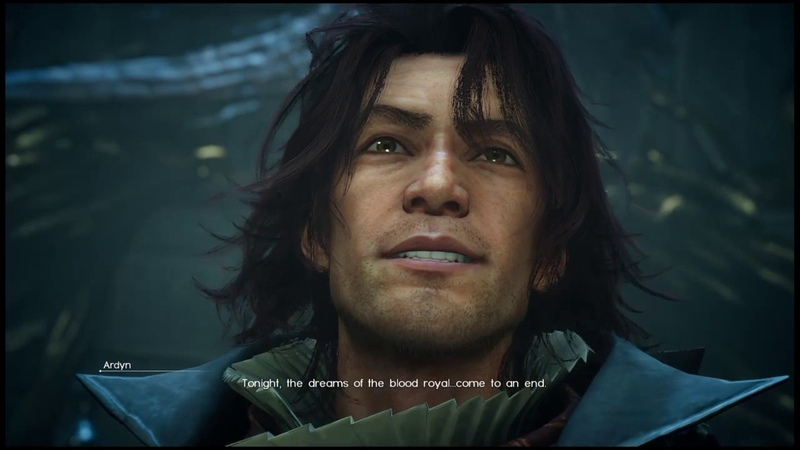 Ardyn's french voice is totally hot