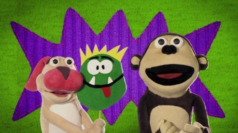 Canción de Halloween Mono Bubba y sus Amigos