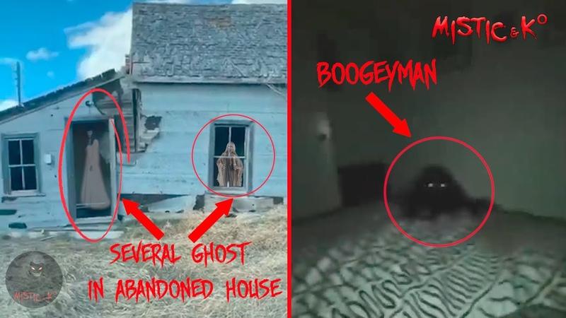 Призраки снятые на камеруGhost caught on cameravideos de fantasmasechte geister videos