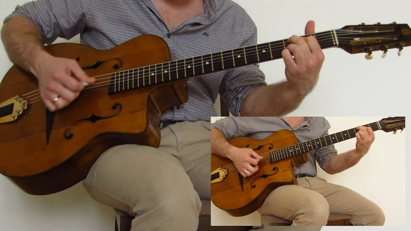 Alexander Polyakov Instruments Selmer7 F hole