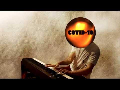 Coronavirus Etude Covid 19 Etude for piano WITHOUT disinfecting wipe by Anton Savchuk