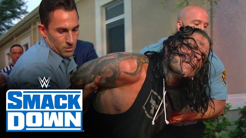 Jeff Hardy arrested after shocking accident opens SmackDown SmackDown, May 29, 2020