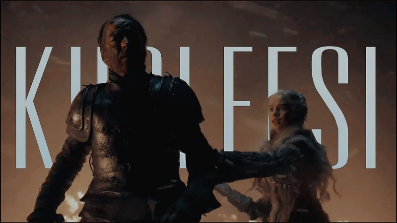 ► GoT Jorah Mormont Khaleesi 8x03