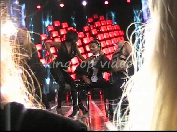 Любовь без правил съёмки Бенефиса на НТВ Наташа Королева Репетиция номера 09 2010