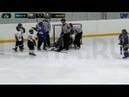 Детский хоккей в Казахстане. Драка!