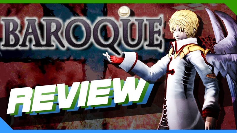 Baroque Review PS2 Wii