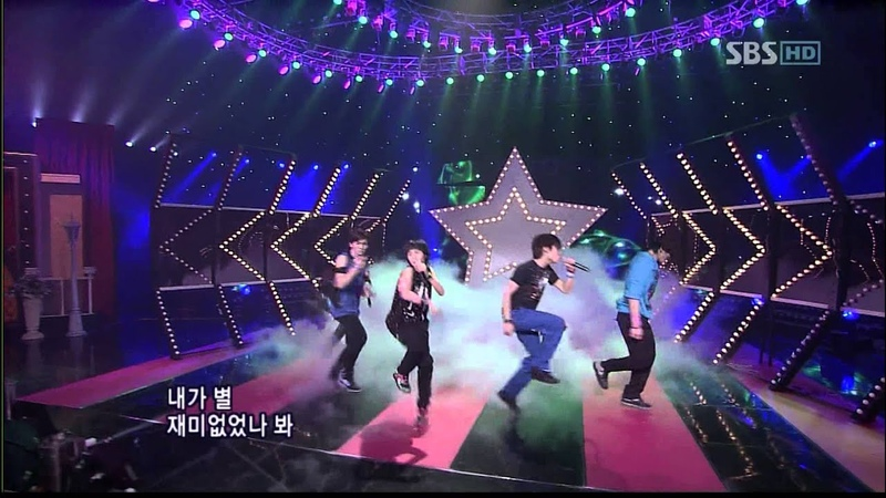 [1080P] 080525 SHINee Replay (Debut Stage)
