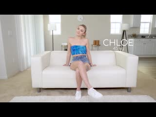 Chloe Temple - Fit18 - Gotta Love That Smile ## POV cute blonde teen casting yoga sport pants blowjob cowgirl doggystyle all sex
