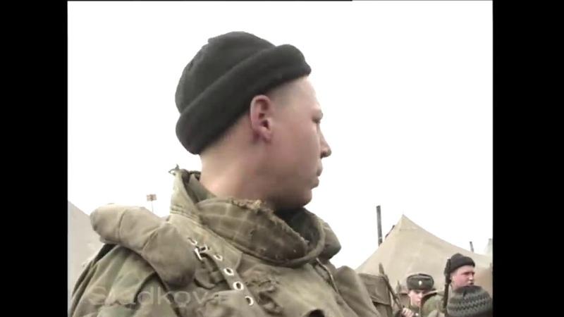 Спецназ ВДВ десантура
