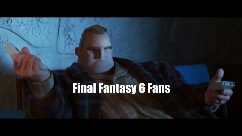 Ff6 fans now be like