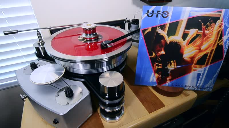 ' Long Gone ' UFO * 81 VPI Avenger Reference Herron Audio VTPH 2A