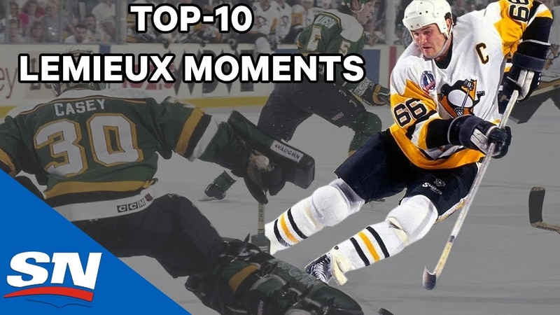 Top 10 Mario Lemieux Moments