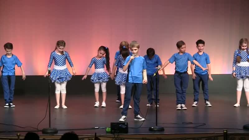 Joshua singing Opera·2 by Vitas