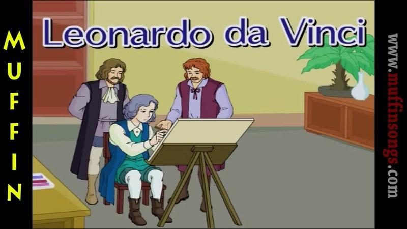 Muffin Stories Leonardo da Vinci