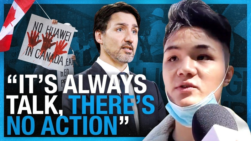 Canadian Uyghur Muslim tells Trudeau to stand up to China
