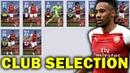 Пак Опенинг Избранных Игроков Арсенала в PES 2021 Mobile