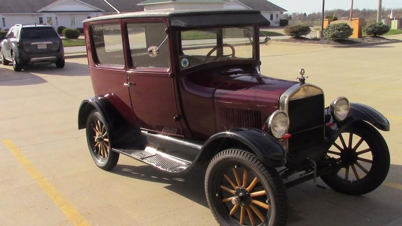 1927 Ford T Model Ozark Missouri