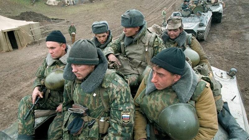 Воспоминания бойца 276 мсп Первая чеченская война 4 часть