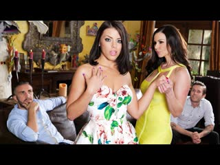 Adriana Chechik+ Kendra Lust [секс, минет, порно, инцест, анал]