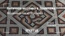 Античная мозаика в Эрмитаже. Мозаичный пол из Херсонеса