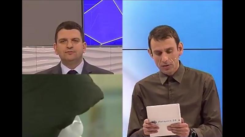 Олег Коваль в передаче Открытая студия 13 03 2020