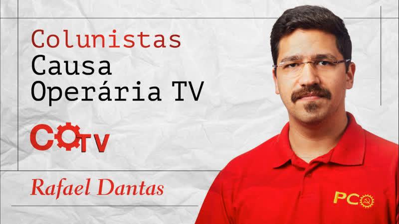 Colunistas da COTV: O mestre mandou por Rafael Dantas