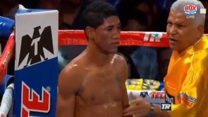 Oscar Valdez vs Miguel Marriaga Full Fight HD